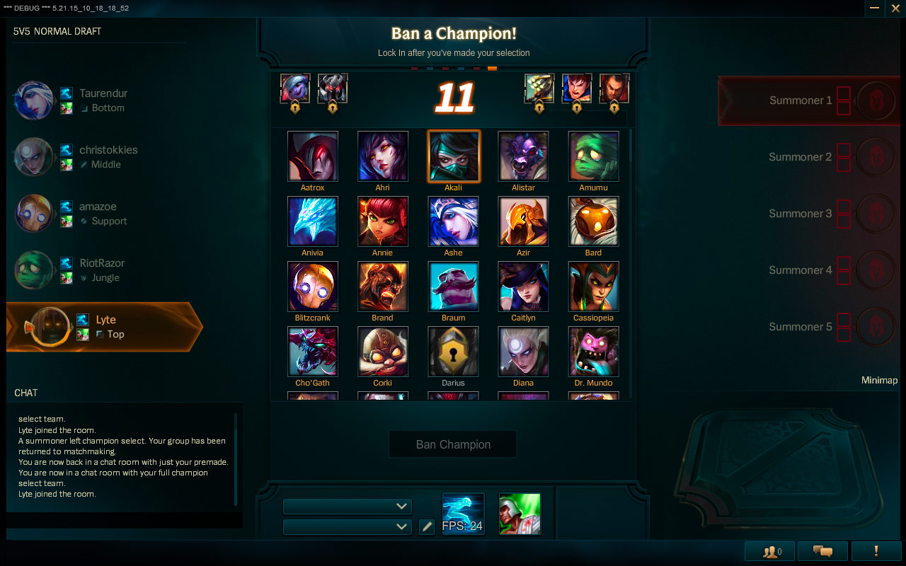 league of legends how to delete club