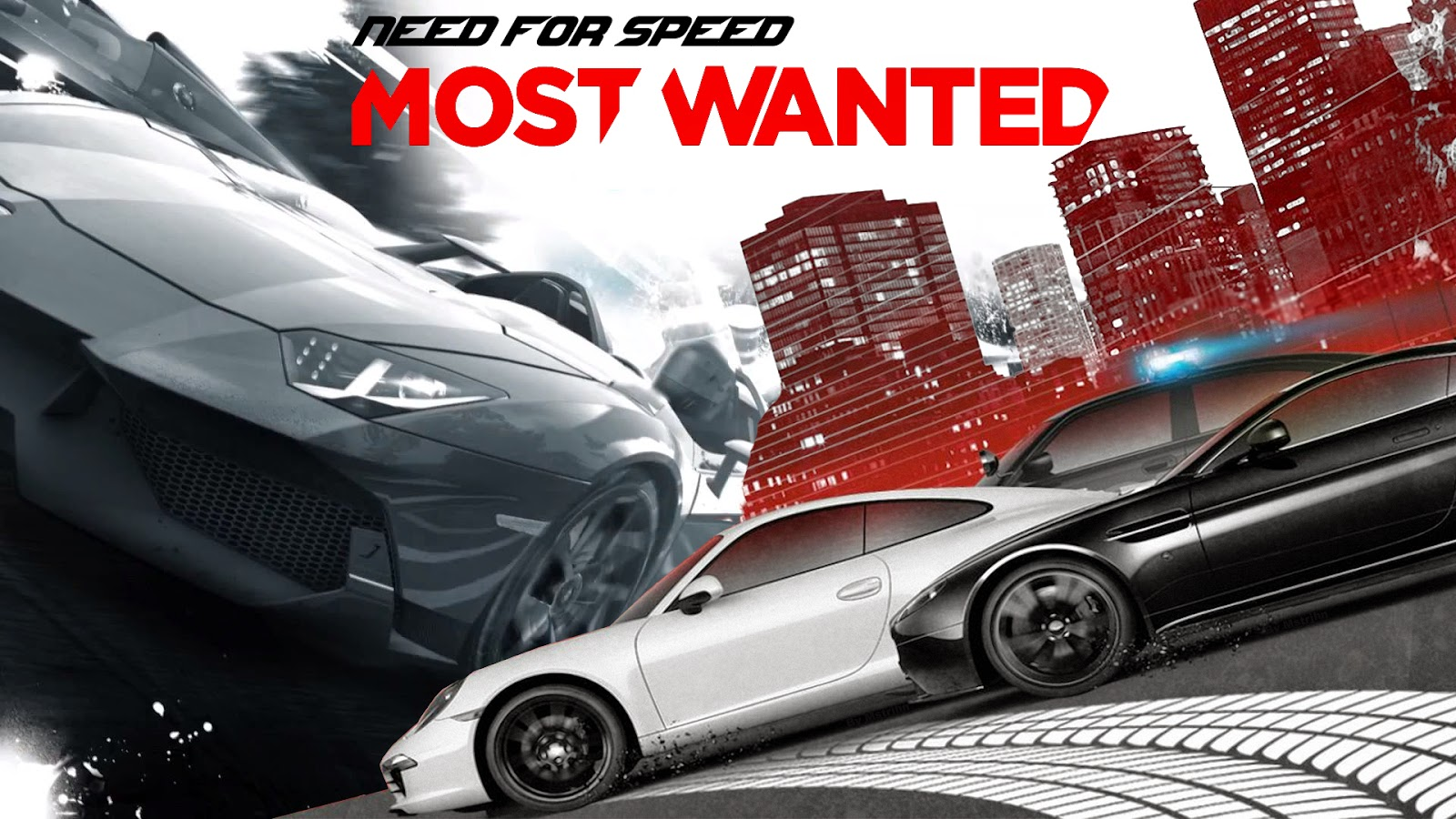 Need for Speed™ Most Wantedaa